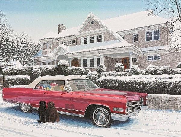 1966 Cadillac Eldorado - Ken Eberts