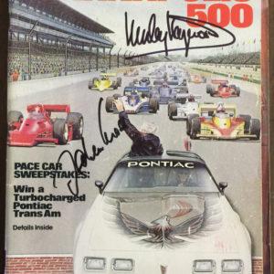 1980 Indianapolis 500 Program