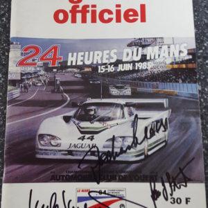 1985 Le Mans Program