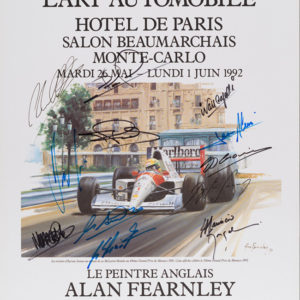 1992 Hotel de Paris - Fearnley