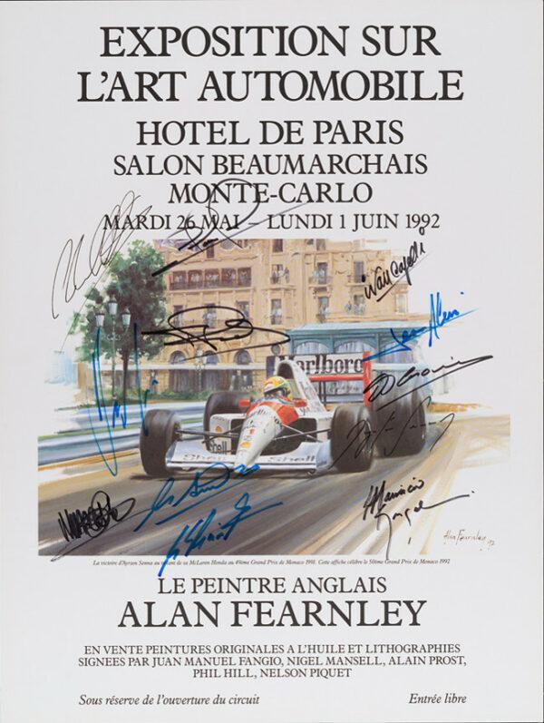 1992 Hotel de Paris - Fearnley