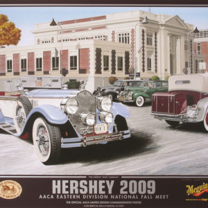 2009 Hershey Poster - Ken Eberts