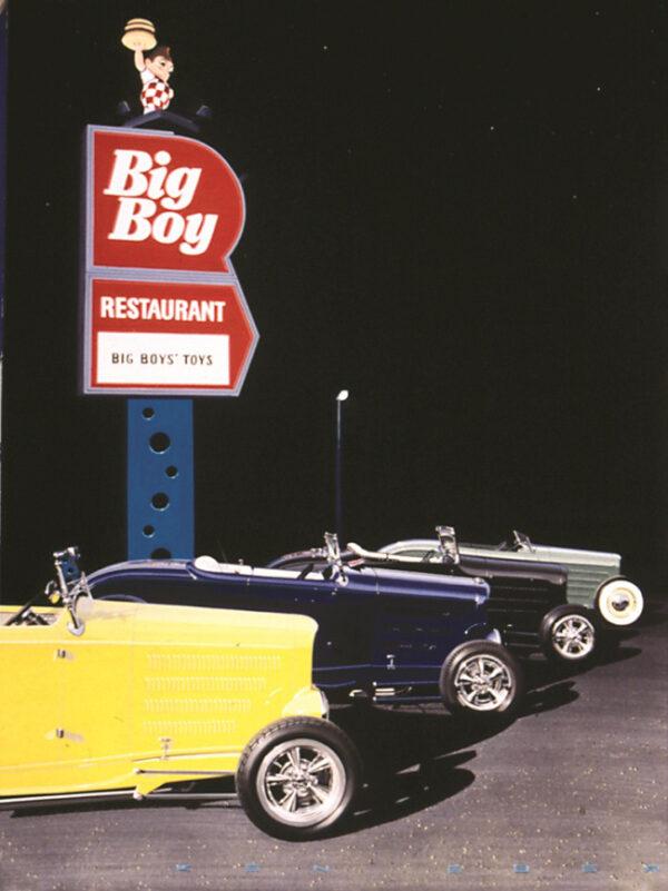 Big Boy's Toys - Ken Eberts