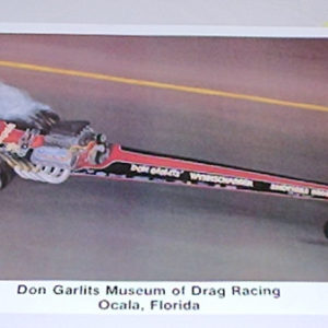 Don Garlits Signed Print