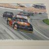 Ernie Irvan NASCAR Painting - Simon Ward