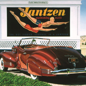 Jantzen by Petty Packard by Darrin - Ken Eberts