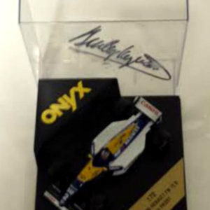 Renault Diecast Signed by Haywood