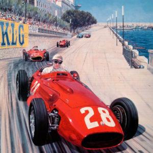 Winning Combination - Sir Stirling Moss