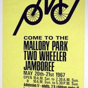 1967 Mallory Park Two Wheeler Jamboree