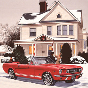 A Christmas Pony by Ken Eberts