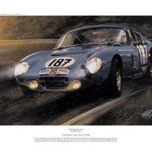 Daytona Cobra Coupe - Michael Mate