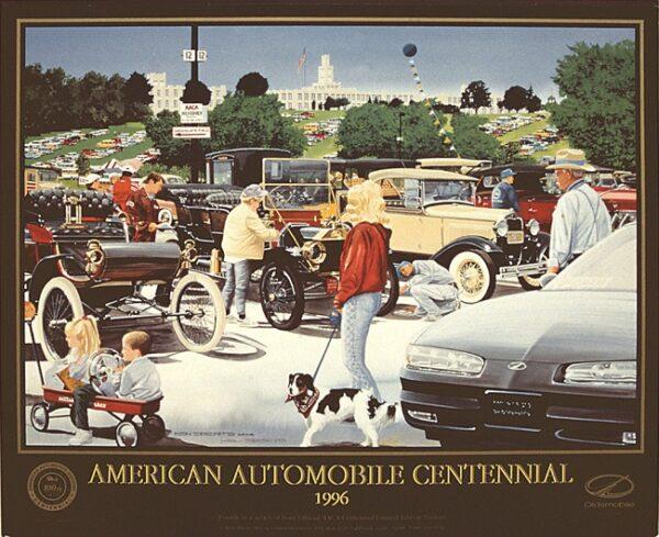 America Treasures Its Automobiles