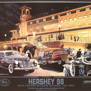 1998 National Fall Meet (Hershey) Poster