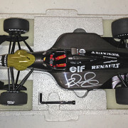 1992 Exoto Williams Renault FW 14B - Mansell Autographed