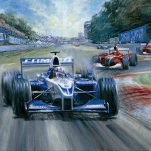 Prima Vittoria - Alan Fearnley