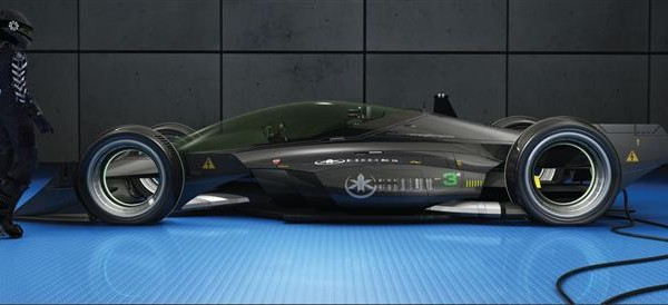 Formula Electric Concept - Profile