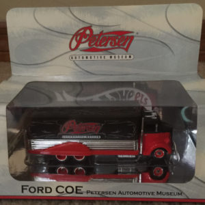 Petersen Automotive Museum Hot Wheels original Ford Coe
