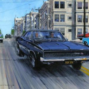 Bullit in Pursuit - Nicholas Watts