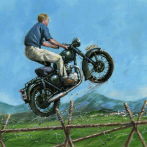The Great Escape - Nicholas Watts