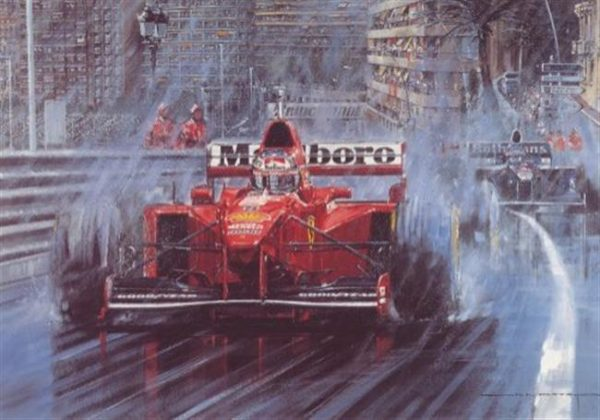 Schumacher Reigns Supreme by Nicholas Watts