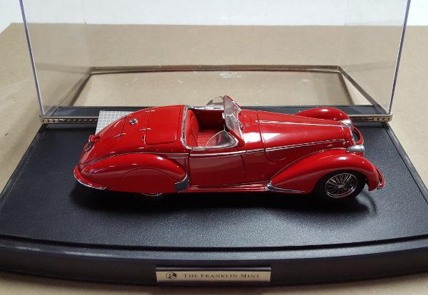 1937 Alfa Romeo 2900 Die-cast Model