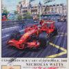 Monaco 08 Poster - Watts