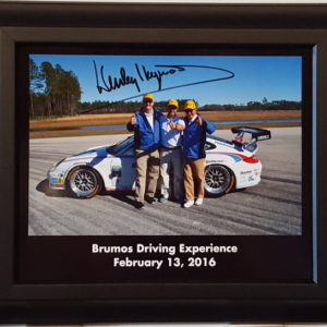 Brumos Driving Experience Signed by Haywood