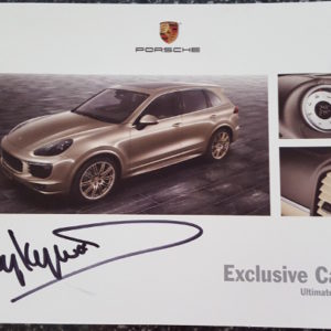 Exclusive Cayenne Brochure