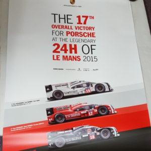 Porsche 919 Poster