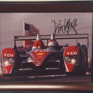Rinaldo Capello Signed Framed Photo