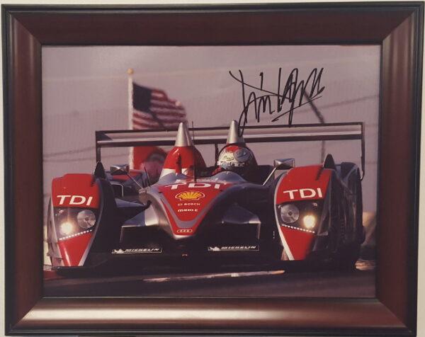Rinaldo Capello Signed Framed Photo