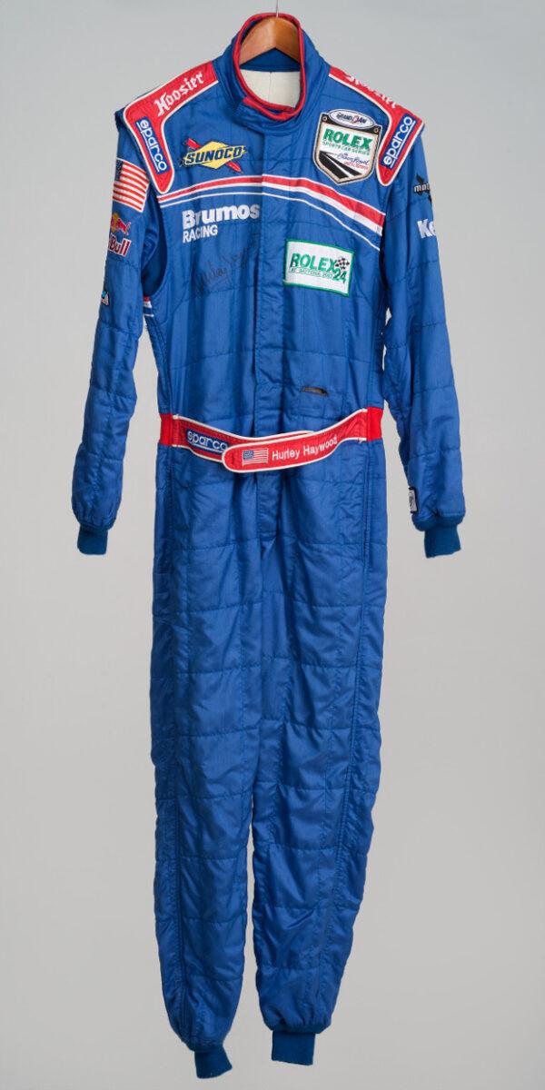 2007 Haywood Racing Suit