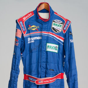 2007 Hurley Haywood Racing Suit