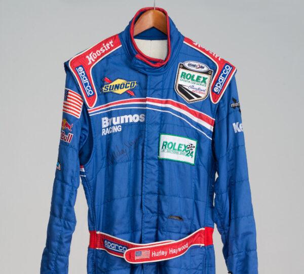 2007 Hurley Haywood Racing Suit