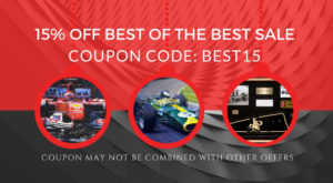 Cyber Monday Deals - Best of the Best Category - Code BEST15