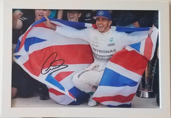 Lewis Hamilton 2016 British GP