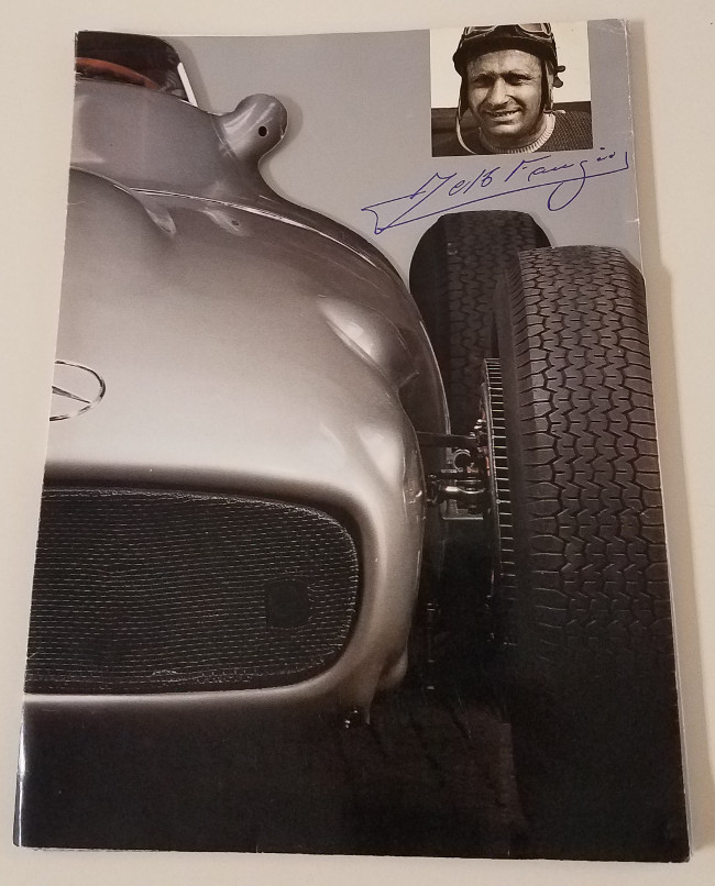 Fangio Press Kit