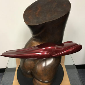 Form Follows Function Talbot-Lago Sculpture by Richard Pietruska