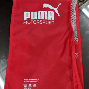 Back of Authentic Puma Bag