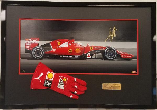Vettel Collage