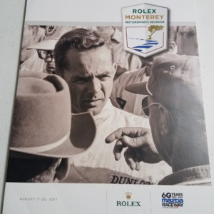 Rolex 2017 Program Back Cover