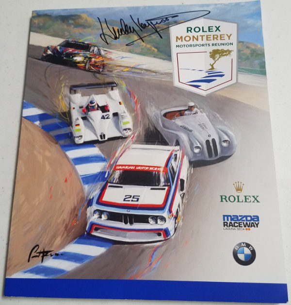 Haywood Rolex Reunion 2016 Front Cover