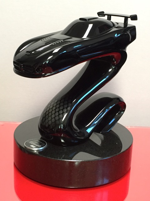 Viper Competition Coupe Sculpture