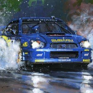 World Rally Champions 2003 - Nicholas Watts