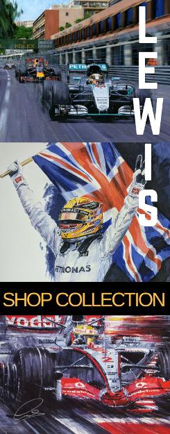 """""""Shop Lewis Hamilton"""