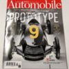 Automobile Magazine Jan 2018 Signed by Haywood