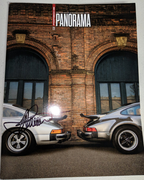 Porsche Panorama Magazine Feb 2018