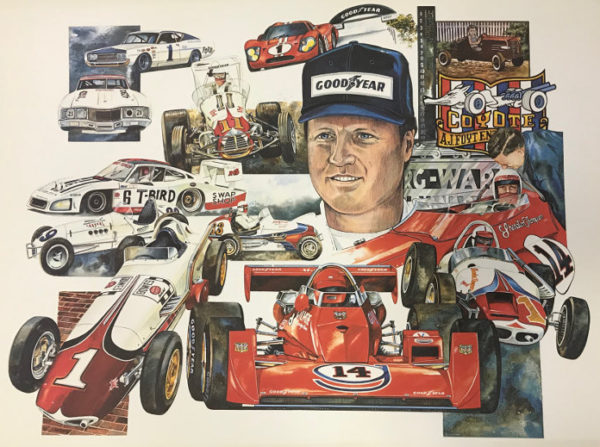America's Collection - AJ Foyt - David Lord