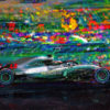 Gimme Five Lewis Hamilton - Alan Greene