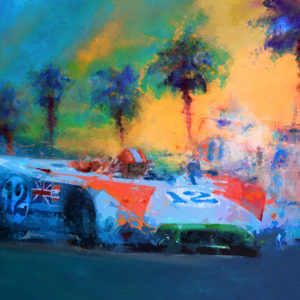 Gentleman Racer - Alan Greene